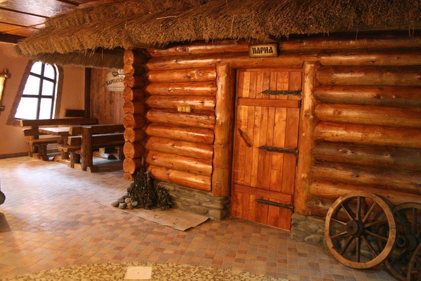 ruska-sauna